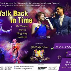 Charity Concert: 'A Walk in Time' (26-27 May 2017)