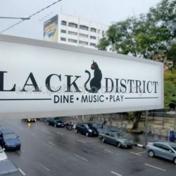Black District 1902