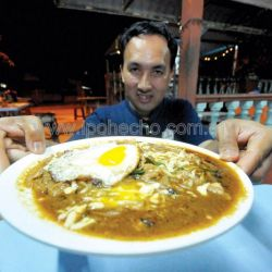 Firdaus, the Kuey Teow Seller