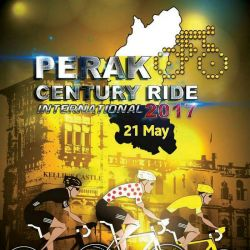 Perak International Century Ride 2017