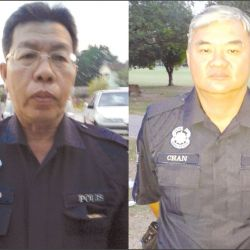 Commendation for Police at Polo Ground