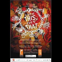 �a bit of THIS,a bit of THAT� Concert at klpac