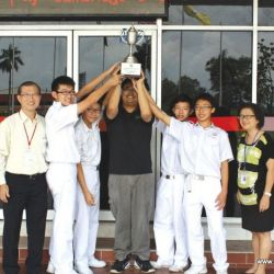 Poi Lam Shines in Debate
