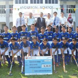 Windfall for Hockey Team