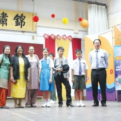 Yuk Choy's English Week