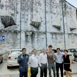 Old Town Ipoh Gets �Artsy'