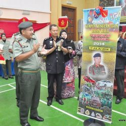 Army Organises Road Safety Campaign