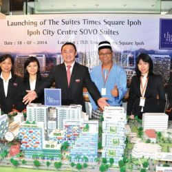 Launch of Times Square Ipoh