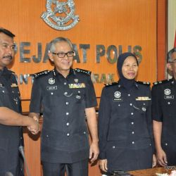 Police Officers Promoted