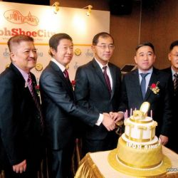 Ipoh Shoe City Becoming a Reality