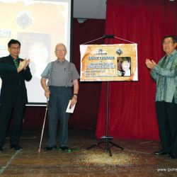 Brother Vincent's Book Launched