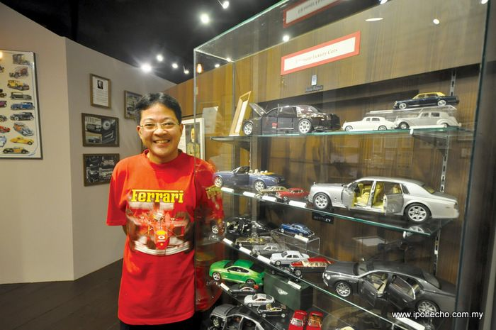 Ipoh Echo The First Model Car Museum In Malaysia
