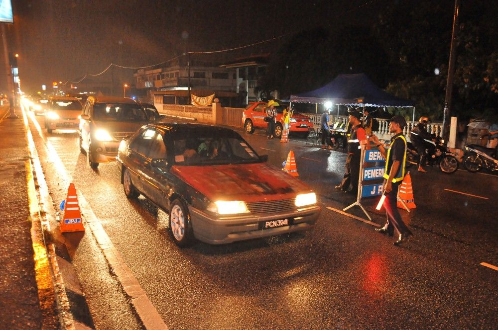 Malaysian Road Transport Department (RTD) & National Anti-Drugs Agency