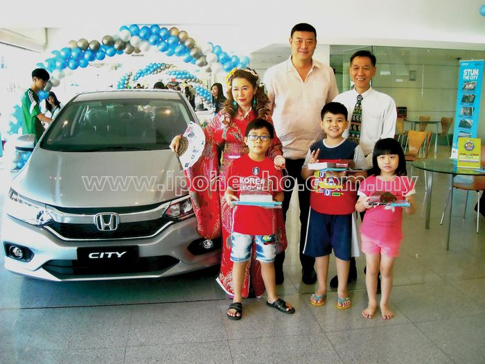 Honda City launch