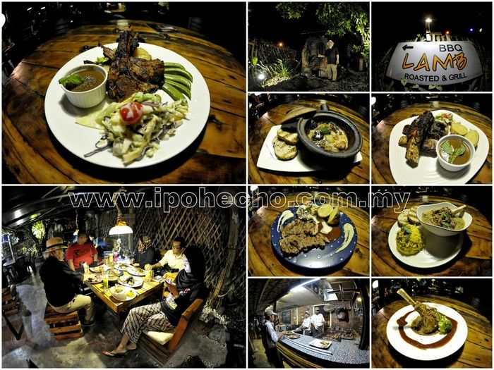 BBQ Lamb Ipoh – Roasted & Grill