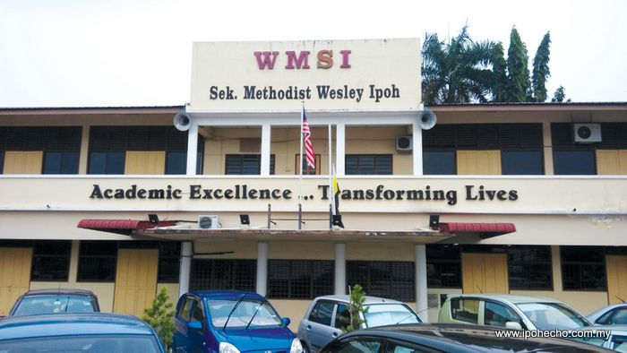 Wesley Methodist School Ipoh