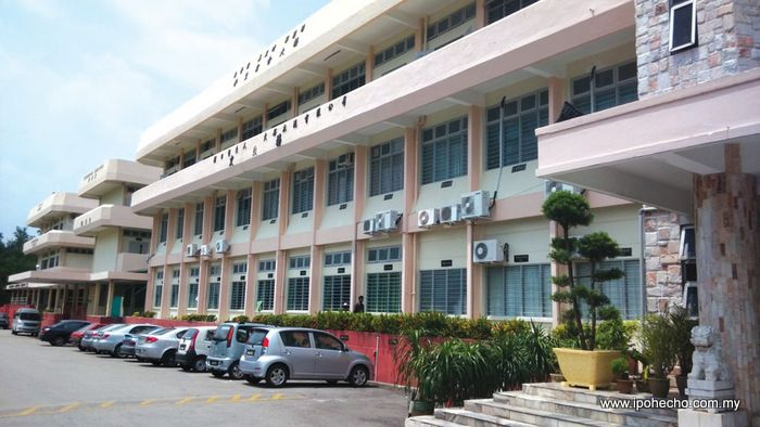 Yuk Choy High School Ipoh