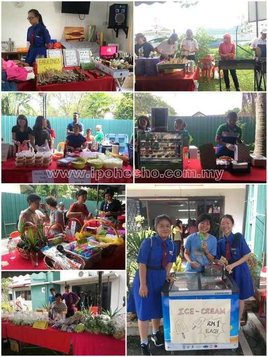 PPCS Charity Food Fair, Perak Palliative Care Society