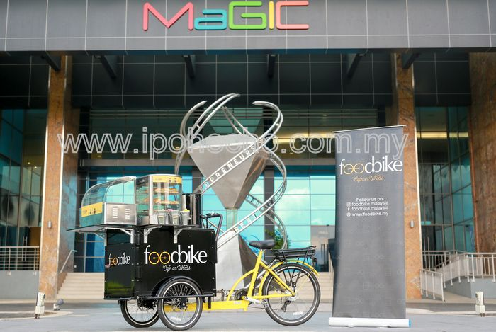 food bicycle for disabled