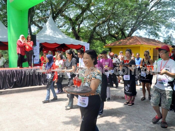 5th Ipoh International Waiters Race