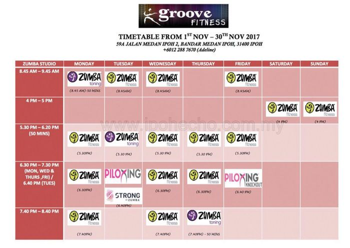 Groove Fitness