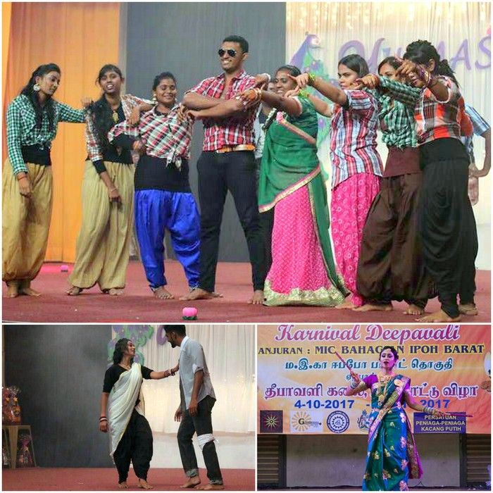 Indian Contemporary Dance