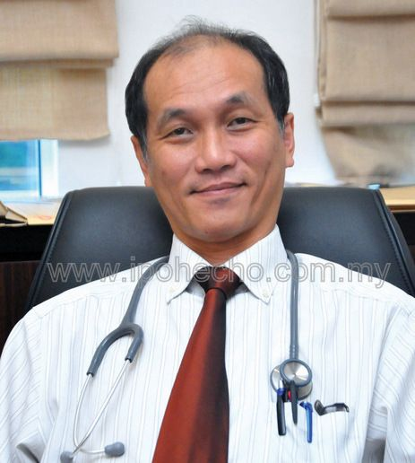 Dr Cheang Chee Keong, Consultant Neurosurgeon, KPJ Ipoh Specialist Hospital