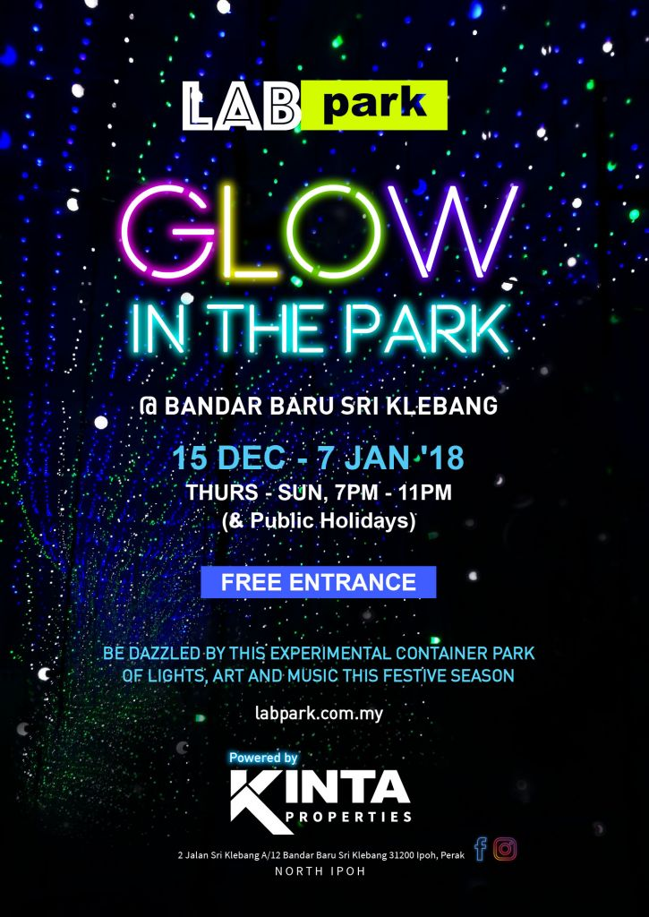Ipoh Echo Glow In The Park Bandar Baru Sri Klebang 15