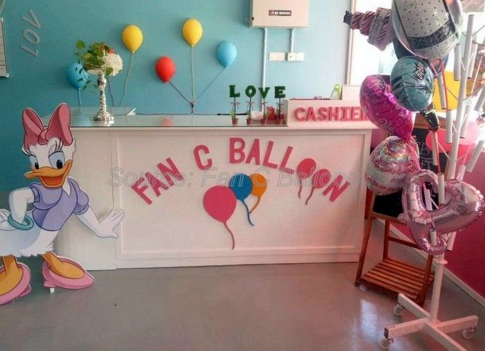 Fan C Balloon