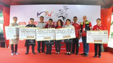 Photo of 5th Ipoh International Waiters Race