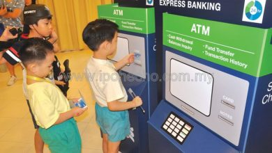 Photo of A Day in a Bank @ KinderJoy