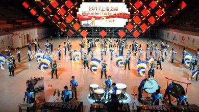 Photo of Sam Tet Marching Band Takes Gold