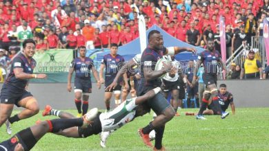 Photo of Asia Rugby Championship 2017 Division 1