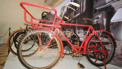 Photo of Vintage Bicycle Exhibition