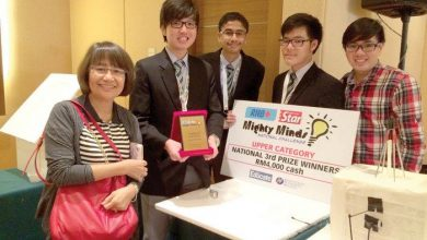 Photo of Sekolah Tenby Wins Third Place