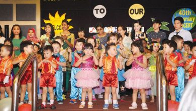 Photo of Tiny-Tots Montessori Centres 40th Anniversary