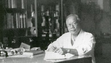 Photo of Dr Wu Lien Teh