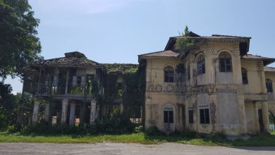 Photo of Forgotten Buildings : Historical Mansion in Karai, Kuala Kangsar