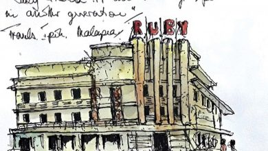 Photo of Fond Memories of Ipoh: Old Ruby Cinema Ipoh