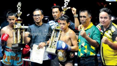Photo of Muaythai Championship Challenge: Perak Won!