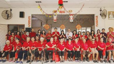 Photo of PCSH Spread Chinese New Year Cheer