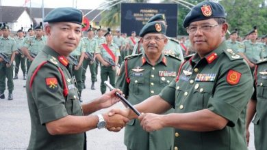 Photo of General Dzahir Says Adieu
