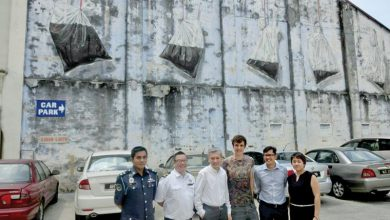 Photo of Old Town Ipoh Gets 'Artsy'