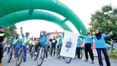Photo of Bike Ride @ Padang Rengas 2014