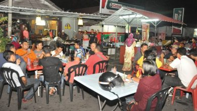Photo of The Party's Over and Feeling Peckish in Ipoh?