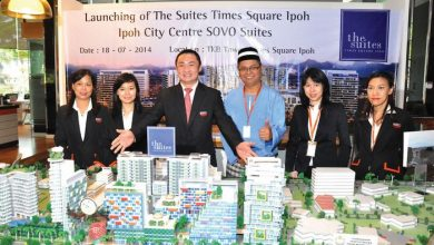 Photo of Launch of Times Square Ipoh