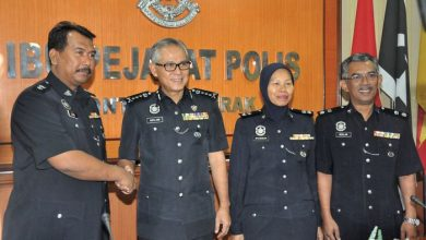 Photo of Police Officers Promoted
