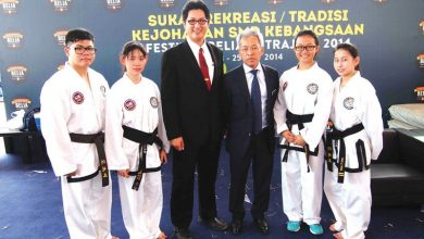 Photo of Perak Excels in Taekwondo