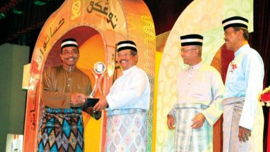 Photo of Army Quran Recital Competition 2014
