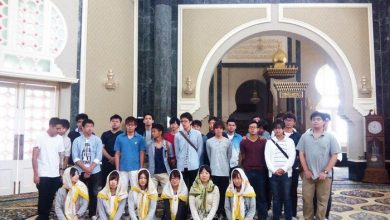 Photo of UTAR hosts Japanese students